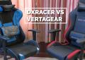 DXRacer vs Vertagear
